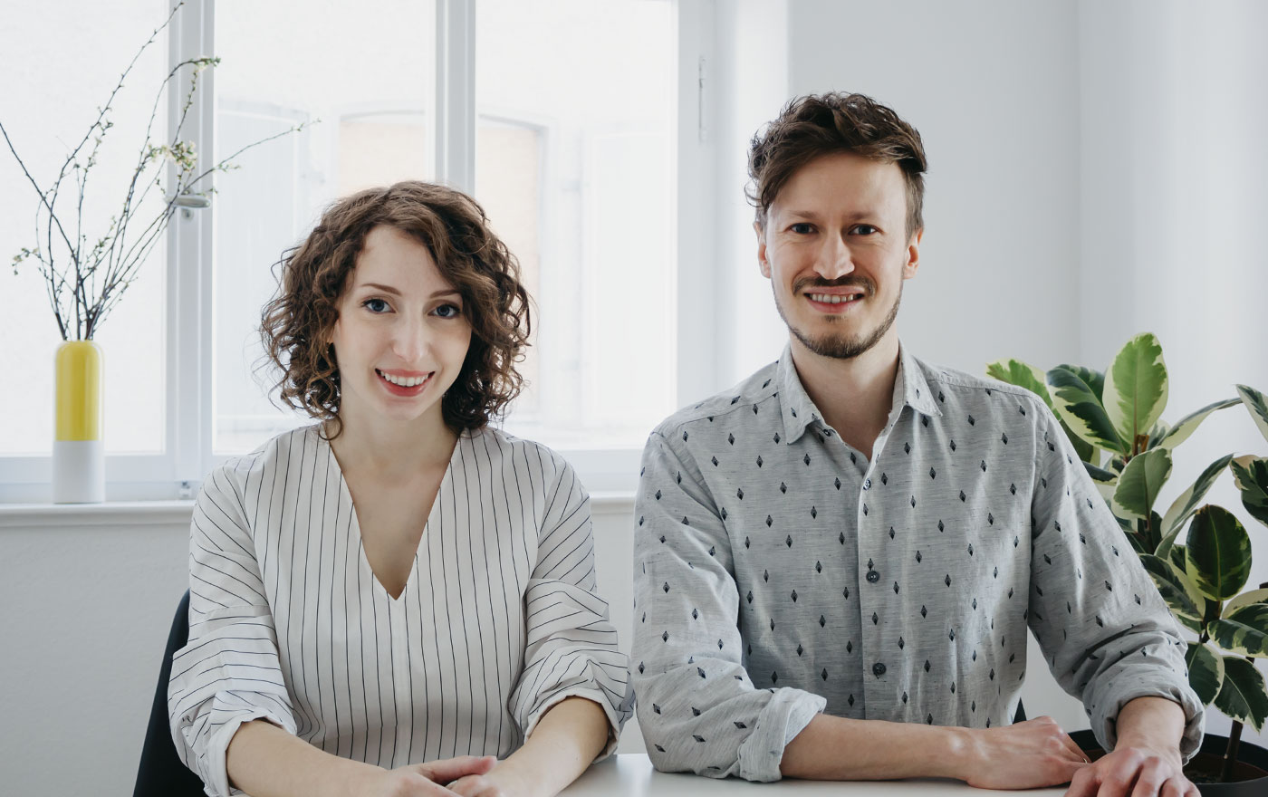 Anastasia & David Seidewitz